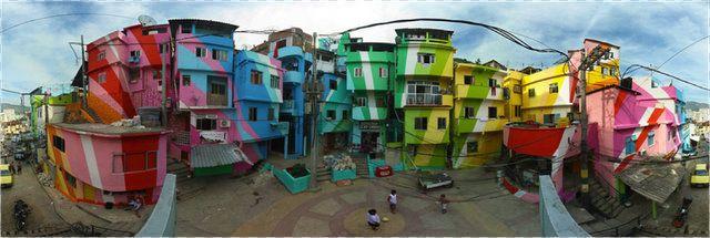 The Legalization Of Street Art In Rio de Janeiro, Brazil (PHOTOS)