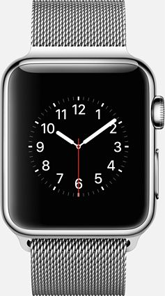 Apple Watch   Time will tell if it's a goofy Dick Tracy gimmick or a new work of magic from Apple. I find it easier and more comfortable to take a glance at my iPhone than to wear the whole business on my wrist.