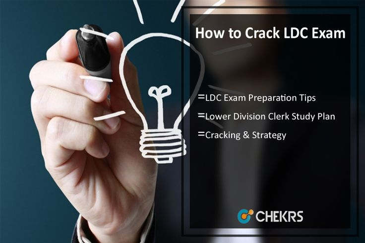 How to Prepare for LDC Exam Preparation Tips, Study Material