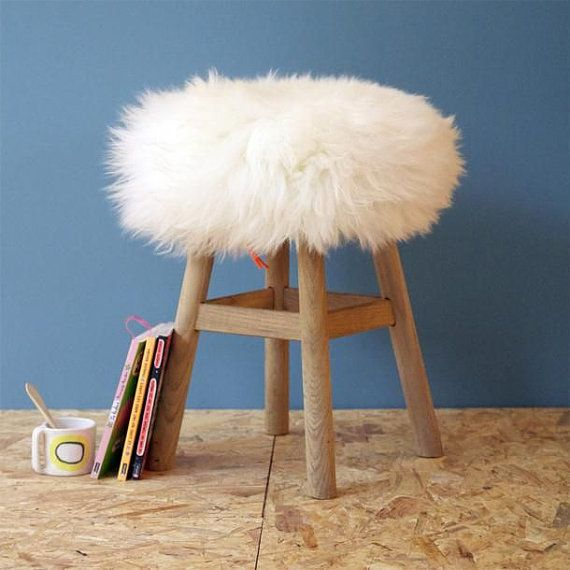 Beautiful stool cover