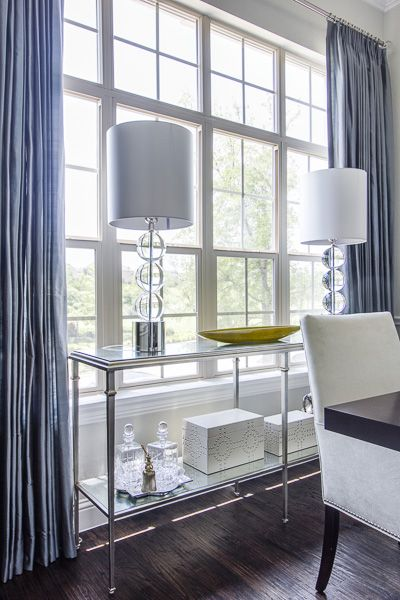 25 best ideas about dining room console on pinterest - Yellow dining room curtains ...