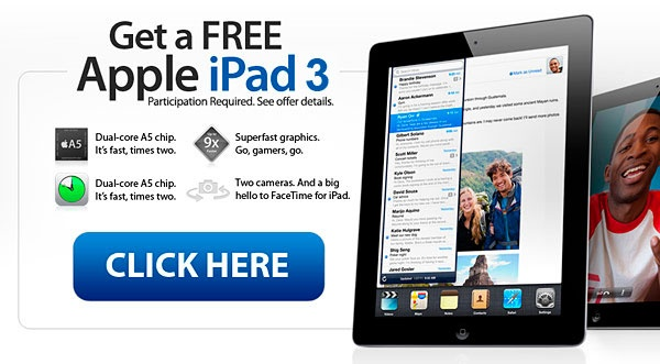 All facebook users can claim the iPad3 they have won here! I hope you all enjoy this Pinterest sponsored giveaway.