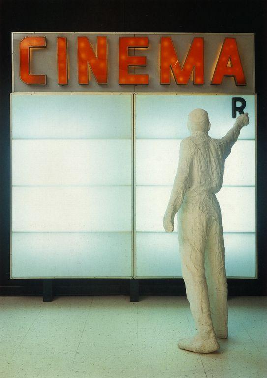George Segal, Cinema, 1963
