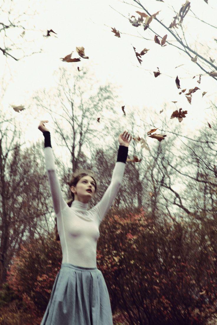 Andie Arthur by Silja Magg