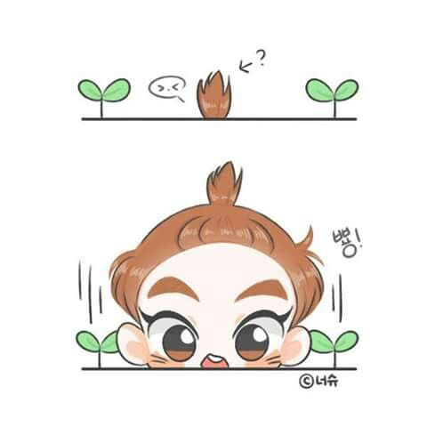 Xiumin♡ :3 (see the logo on pict for credit)