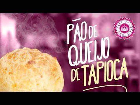 Pão de queijo de tapioca: a receita queridinha de quem está de dieta em 2 formatos - Vix