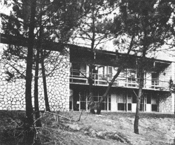 Le Corbusier | Villa Le Sextant | Les Mathes; Francia | 1935