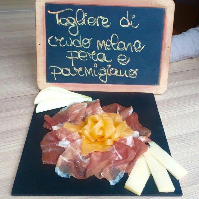 #piattodelgiorno #spaziodonizetti #lunch #salumi