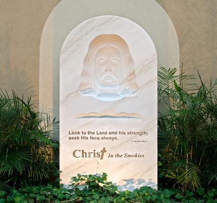 17 best images about favorite places spaces on pinterest - Christ in the smokies museum and gardens ...