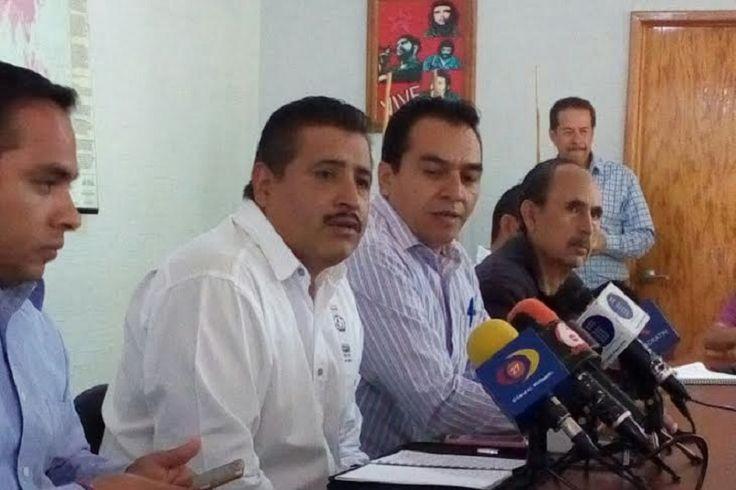 """Víctor Manuel Zavala confirmó que la semana pasada acudió a la sede de la Organización Internacional del Trabajo, para que su demanda contra la reforma educativa """"se escuche a nivel ..."""