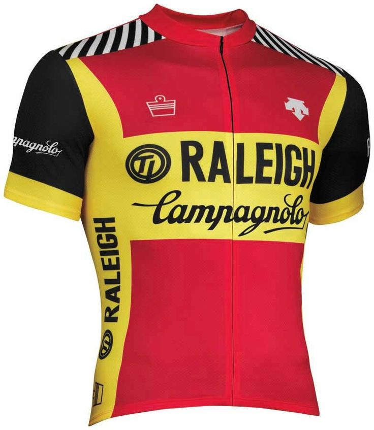 Team TI - Raleigh Cycling Jersey