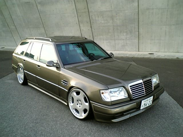 Mercedes W124 wagon