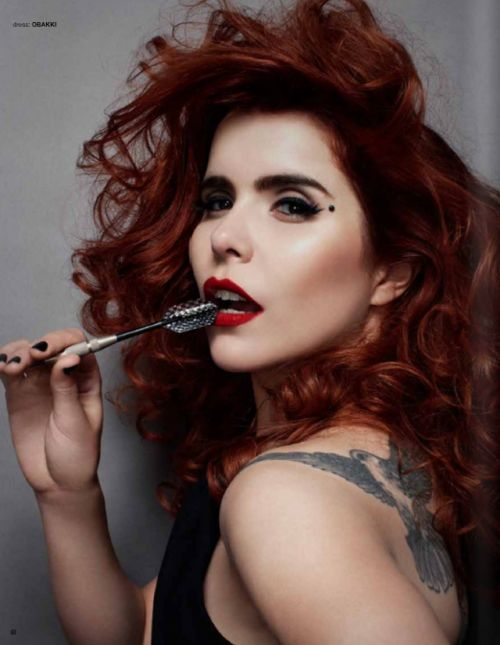 Paloma Faith's music is soooooo good, you have to listen to it, Go gO gO!
