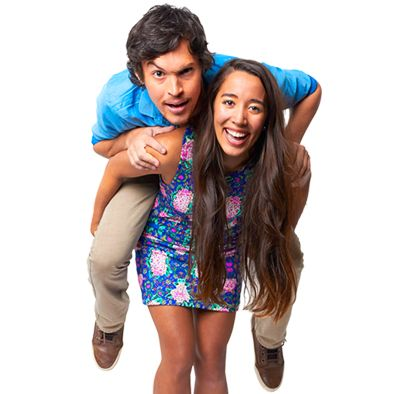 Alex and Sierra - Two of my very favorite people in this world. I love them to death. Their music is amazing, their voices are incredibly beautiful, and they are an absolutely gorgeous, adorable couple who will hopefully eventually get married and have cute talented babies together.