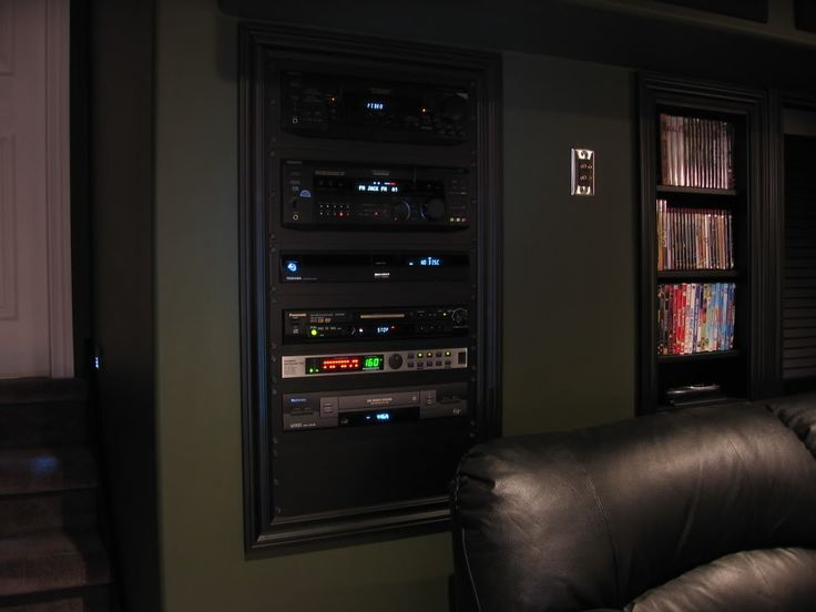 DIY In Wall AV Rack Thread   Canadian TV, Computing And Home Theatre Forums