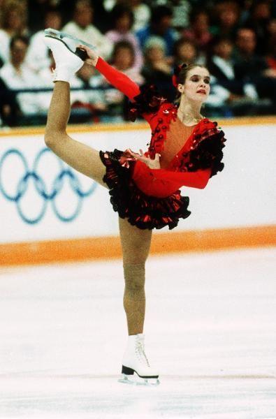 Katarina Witt | Talented Athletes & Dancers | Pinterest