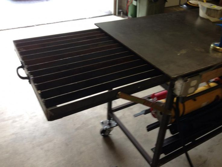 Welding table picture thread - Page 4