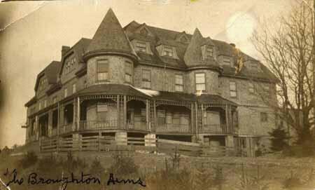 Broughton Arms Hotel_Broughton_Cape Breton Island | Photographs And Memories of Cape Breton_Cape Breton Nova Scotia