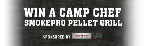 Win a Camp Chef Smokepro Pellet Grill {US CA} (03/15/2017) via... IFTTT reddit giveaways freebies contests