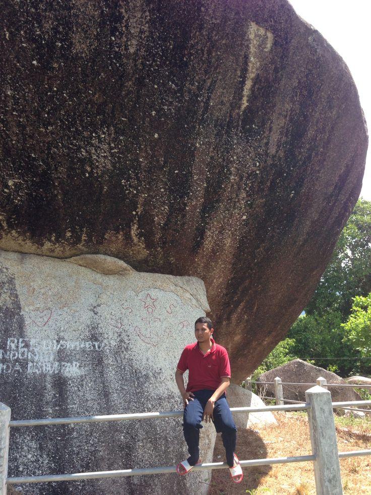 Batu Rusia Natuna