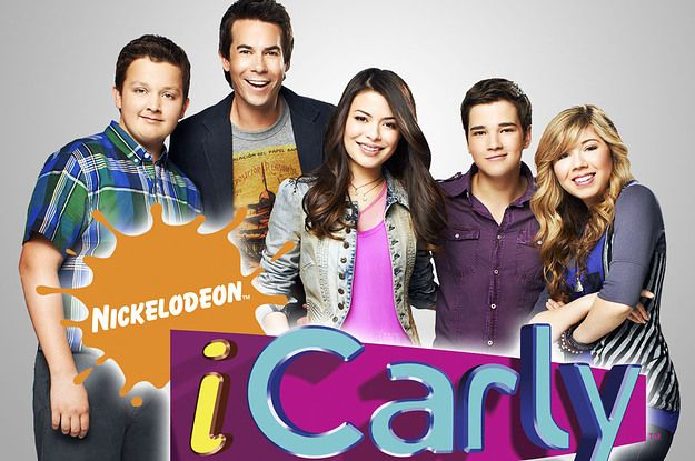 Which 2000s Nickelodeon Show Are You?  I GOT ICARLY :D