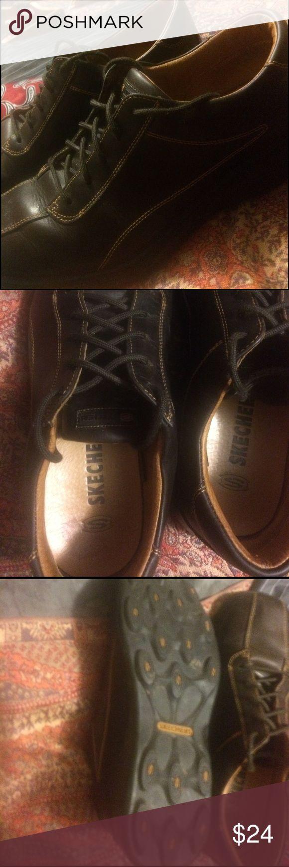 Skechers men's casual men's shoe Men's casual Skechers shoe Skechers Shoes Oxfords & Derbys
