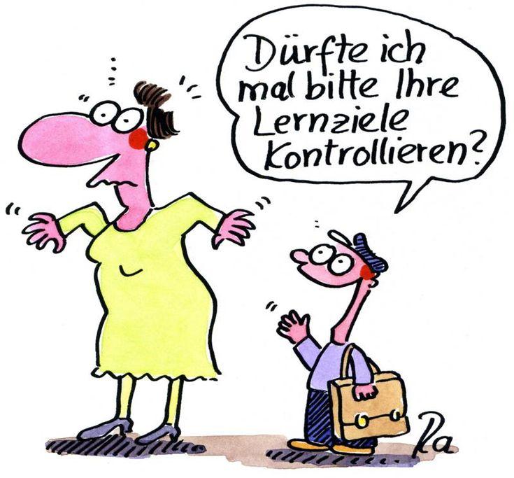 Cartoon zum Wochenende - Referendartipp.de