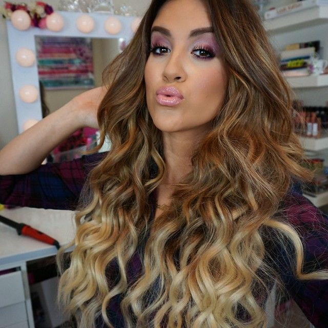 34 best bellami balayage hair by guy tang images on pinterest nicole guerriero wearing 860 22 inches 220 grams balayage extensions pmusecretfo Gallery