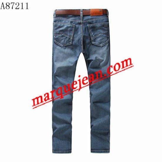 Vendre Jeans Emporio Armani Homme H0066 Pas Cher En Ligne.