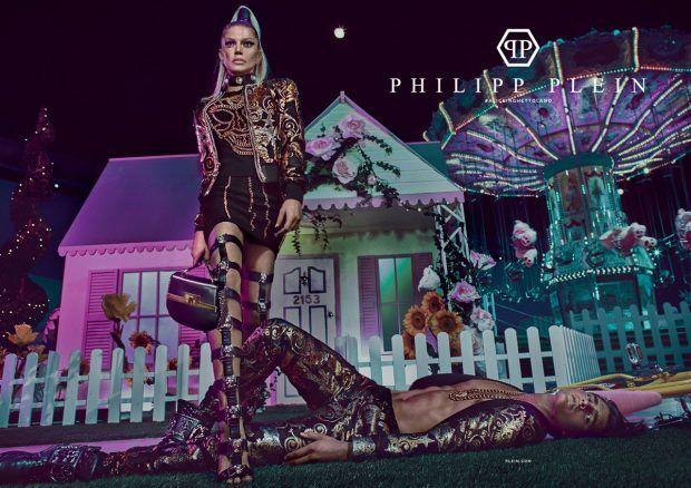 Philipp Plein 2017 Spring/Summer campaign