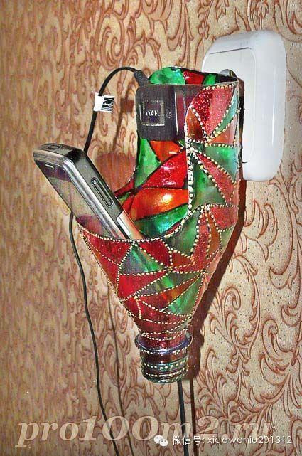 废旧材料再利用之塑料瓶子的华丽变身 - 2012woaixiaoshi - woaixiaoshi2012的博客