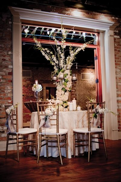 Broussard's Restaurant and Courtyard tops the list for Wedding Venues!