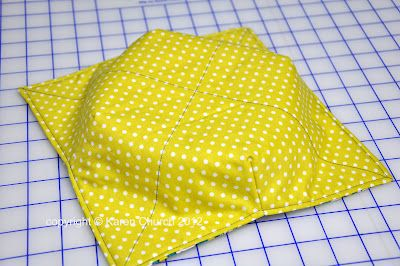 Tutorial for bowl pot holders. Fat Quarter Friday {guest post from Syzygy of Me}