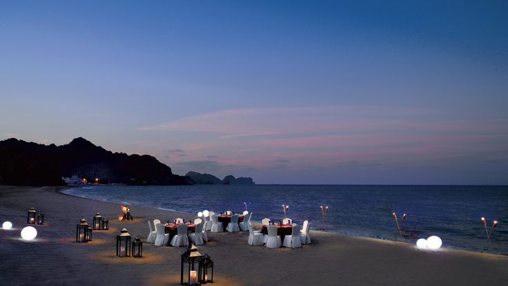 Al Bustan Palace, a Ritz-Carlton Hotel offers a stunning beachfront setting for meetings and events.