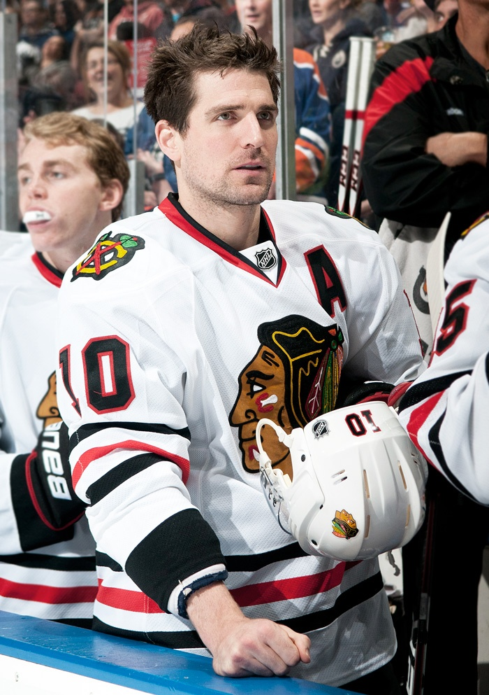 one of the main reasons to watch the Blackhawks