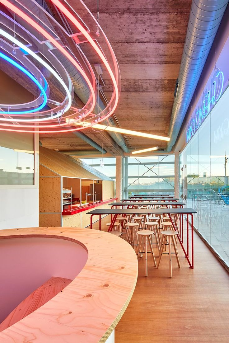Chemotherapy Room Design: Gym, Shop Interiors, Projects