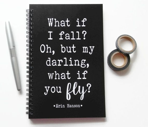 Schrijven dagboek spiraal notebook kogel dagboek door JournalandCo