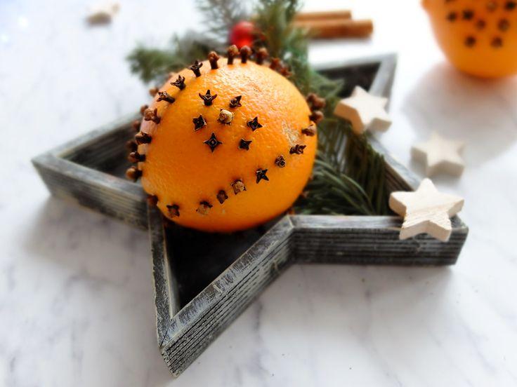 świąteczny zapach w domu