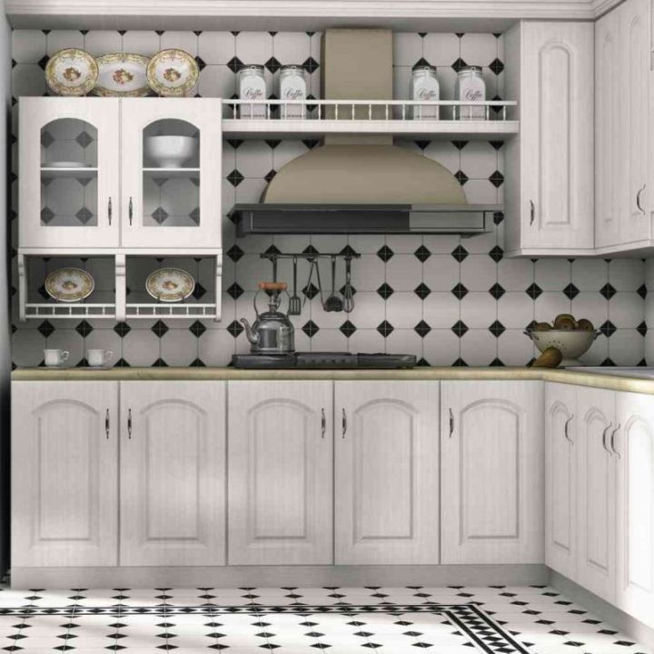 regent black and white floor tiles offer an elegant option for most rooms in the home including black and white bathroom tiles these patterned floor tiles