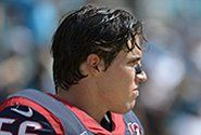 Brian Cushing scores first career TD in Texans win!! WAY TO GO YOU BADASS!!!!