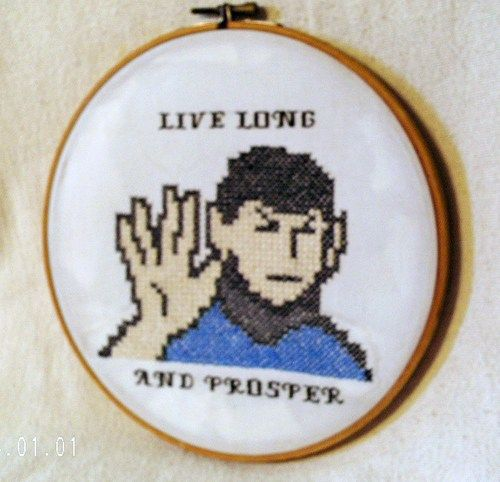 Spock Quotes Live Long And Prosper: 17 Best Images About Star Trek On Pinterest