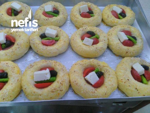 Pamuk Pizza Poğaça