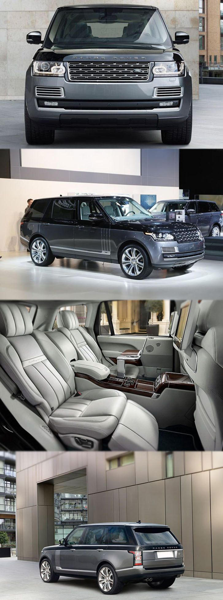 A review of the luxurious range rover for more detial http
