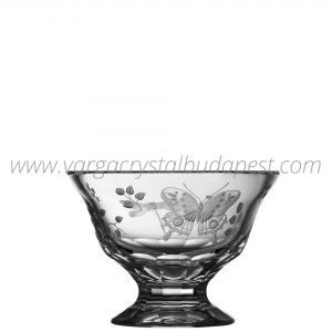 Springtime Clear Footed Bowl 6' 178€
