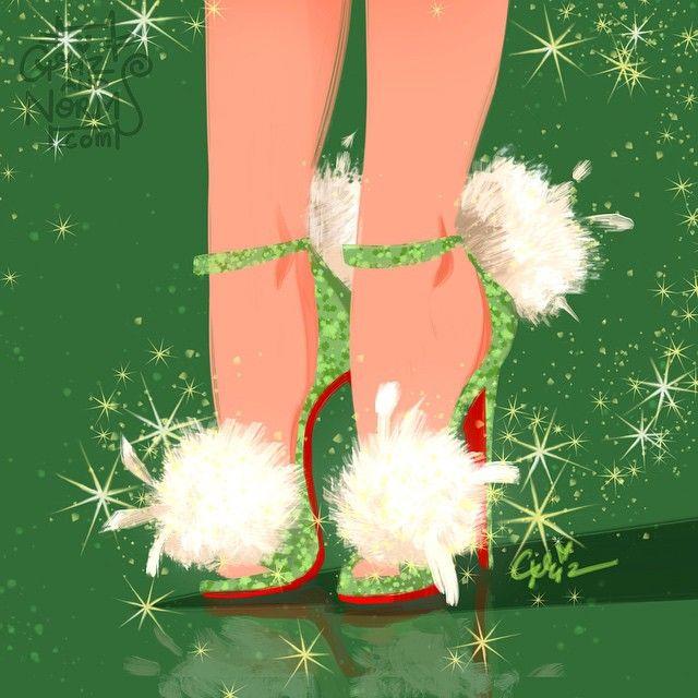 ディズニーのデザイナー作!『あのキャラが有名ブランドの靴を履いたら?』イラストがキレイ…♡ | GIRLY