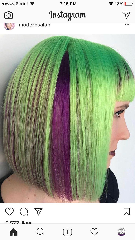 288 best hairCOLOR images on Pinterest | Dip dye hair, Hair color ...