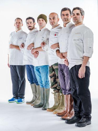 chef UNITI dalla solidarietà a favore delle vittime dell'alluvione in Sardegna!!!