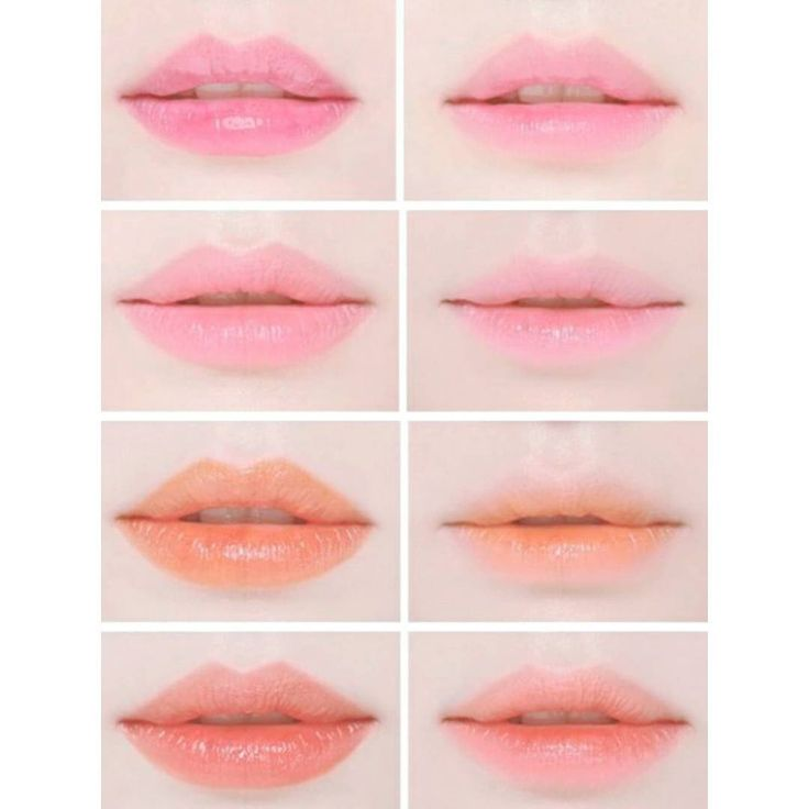 Korean Ombre LIps