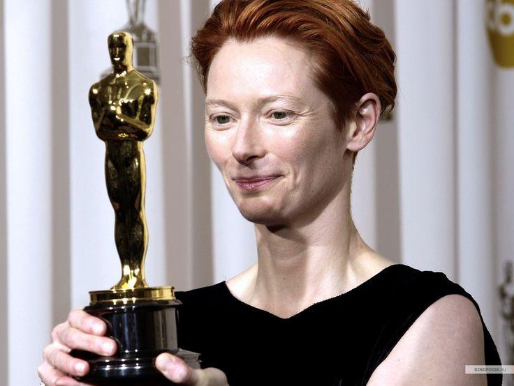 Tilda Swinton Master- Oscar