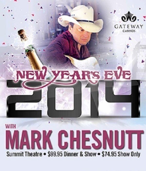 New Year's Eve w/ Mark Chesnutt